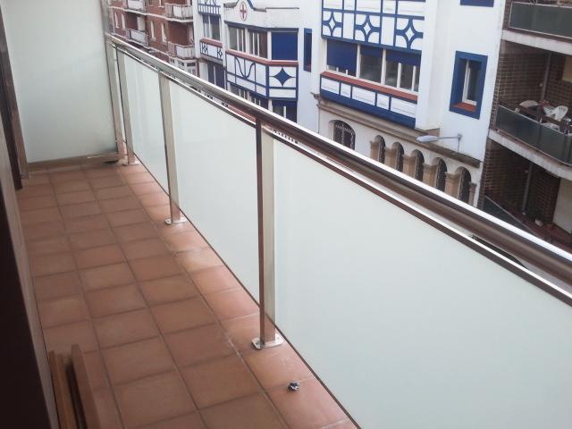 Balcón modelo Algorta