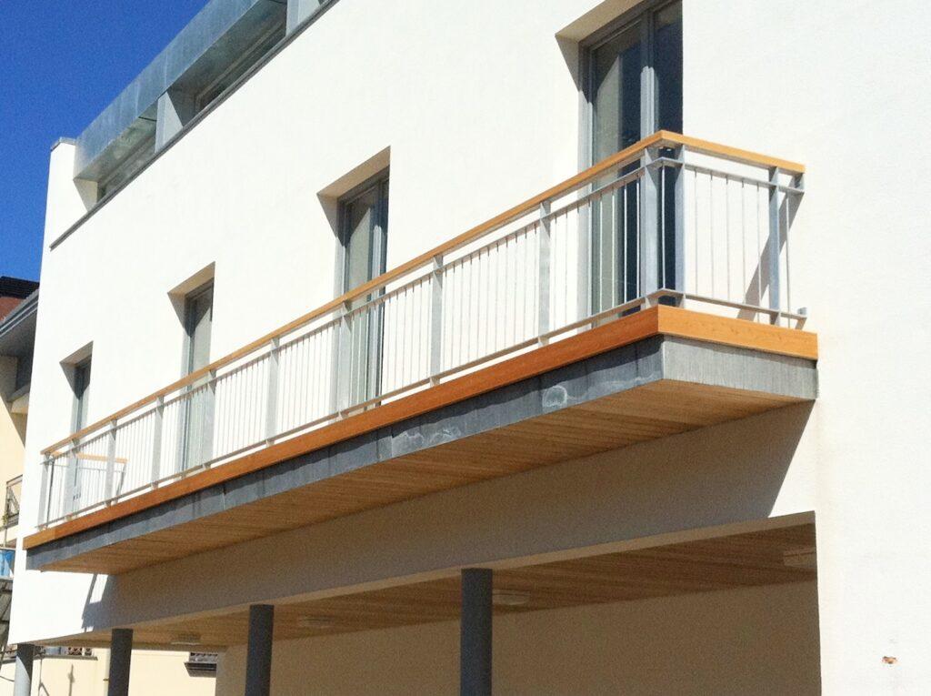 Balcones forja